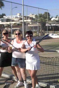 Tennis In Cyprus
